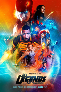 DC's Legends of Tomorrow Season 2 [ซับไทย]